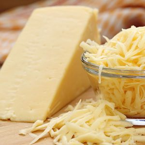 Grated & Sliced Cheese