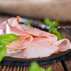 Boiled Sliced Ham